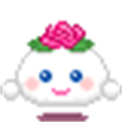 Kaos Ribbon Mouse kaoani hairstyle kawaii 175 176 japanese kaos smiley smilchat anime blobs anikaos puffs