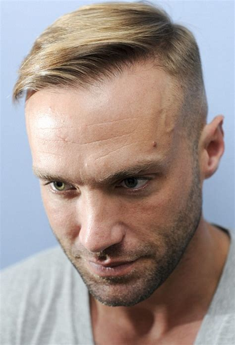 Looks Like Calum Best Is A Coke by Model Calum Looking His Best After His Third Hair