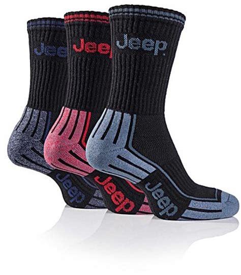 Jeep Socks Jeep 3 Pair Mens Sports Socks Shopstyle Co Uk