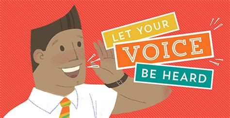 8 Best Ways To Get Your Voice Heard by Let Your Voice Be Heard
