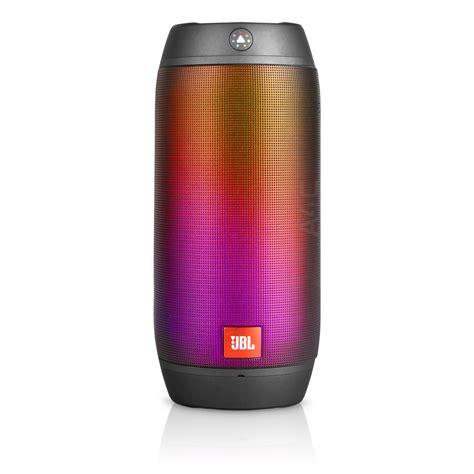 jbl light up speaker jbl pulse 2 splashproof portable bluetooth speaker with
