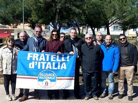 d italia siracusa siracusa fratelli e sorelle d italia visitano il