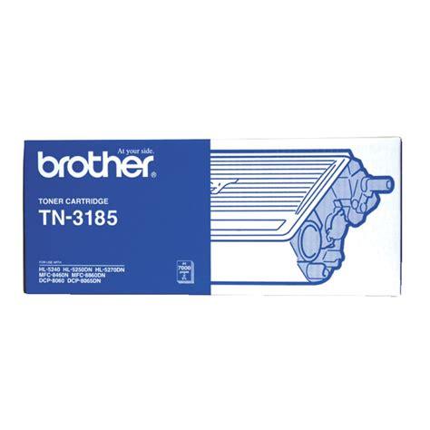 Toner Tn 2306 jual toner cartridge tn 3185 harga spesifikasi