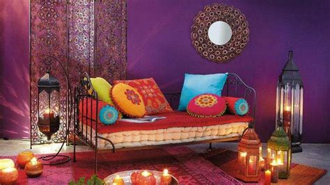 chambre indienne d馗oration salons marocains 2015 d 233 coration color 233 e 4 d 233 co