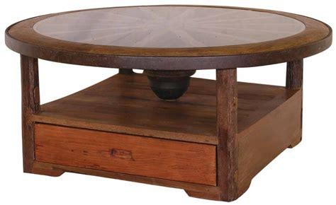 wagon wheel coffee table wagon wheel coffee table furniture i