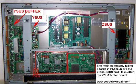 Ysus Ysustain Y Lcd Plasma 42 Inch Lg 42pa4500 42pn4500 Coppell Tv Repair Hp Pl4260n Suddenly Lost