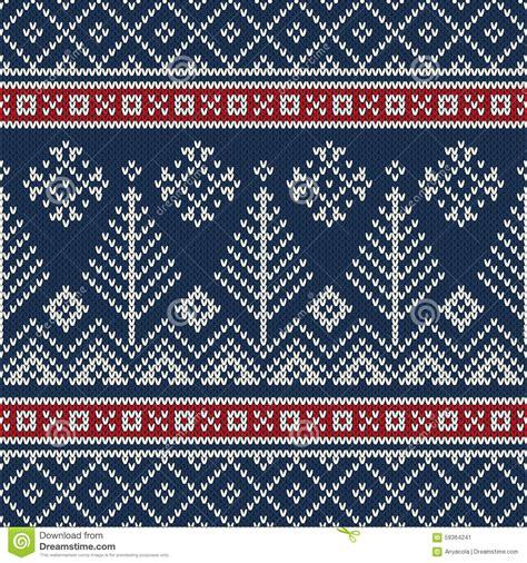 christmas pattern sweater free christmas sweater design seamless knitting pattern stock