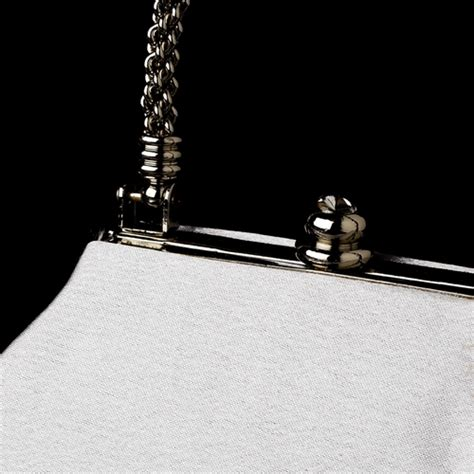 New Arrival Bna Bag Top Handle 2268 stunning silver satin evening bag w silver rope handle rhinestone closure 8022