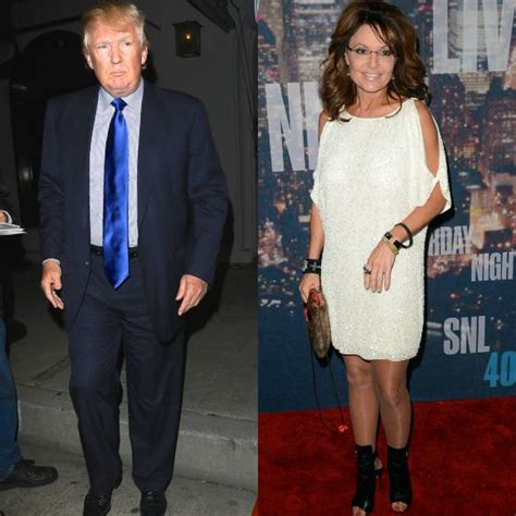 trump i would love sarah palin in my cabinet shes a donald trump would love to add sarah palin to his