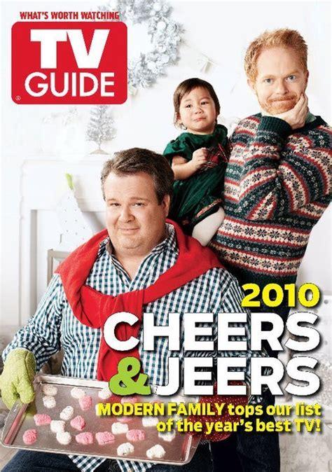 modern family tv listings tvguide modern family tv guide christmas cover modern family