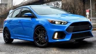 2016 ford focus rs new car sales price car news