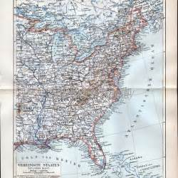 road map of eastern us seaboard pictures to pin on