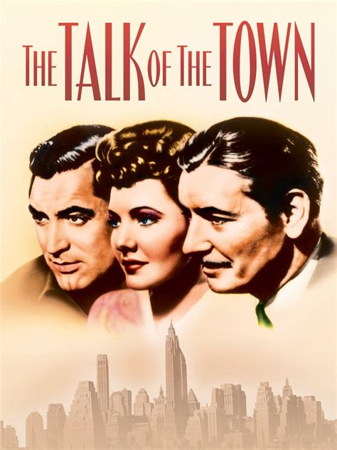 Talk Of The Town the talk of the town 1942 rotten tomatoes