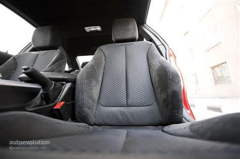 alcantara upholstery bmw m235i review autoevolution
