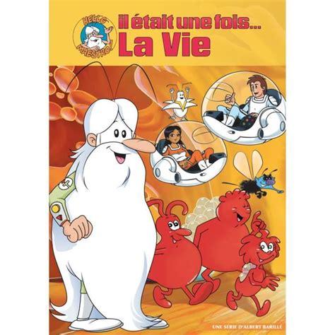 La Vie Top 1 coffret dvd il 233 tait une fois la vie en dvd dessin anim 233 pas cher cdiscount