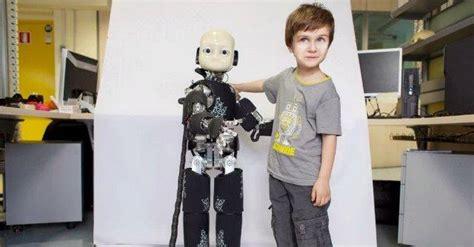 film robot e bambino il robot che coster 224 come uno scooter ma che 232 la
