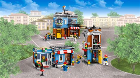 Lego 31050 Creator 3in1 Corner Deli lego 174 creator corner deli 31050 building building sets canada