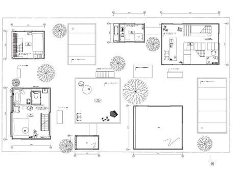 Amassing Design Moriyama House Sanaa Kazuyo Sejima Moriyama House Plan