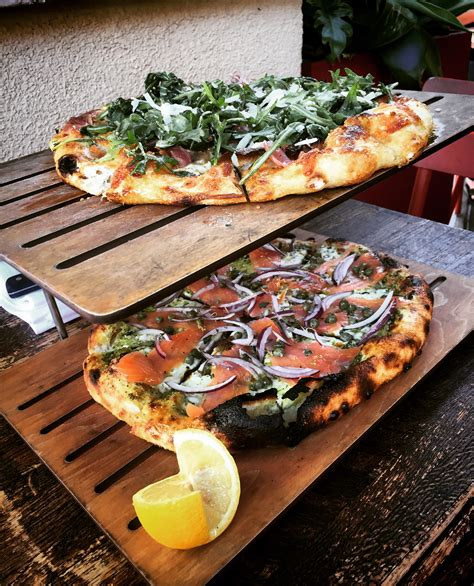 Luggage Room Pizza by The Luggage Room Pizzeria In Pasadena On Food