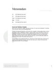 Corporate Memo Template by Business Memo Template Sle Format