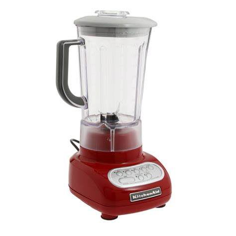 kitchen aid appliances reviews kitchenaid ksb560 empire red blender genuine kitchenaid