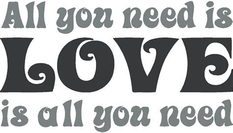 all you need is 8408163310 all you need is love decal trading phrases