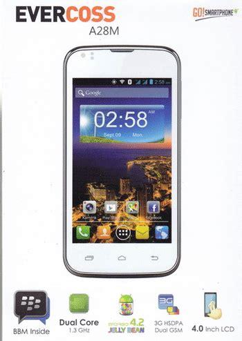 Tablet Evercoss Murah Bisa Bbm evercoss a28m harga spesifikasi android dual murah bisa bbm an teknohp