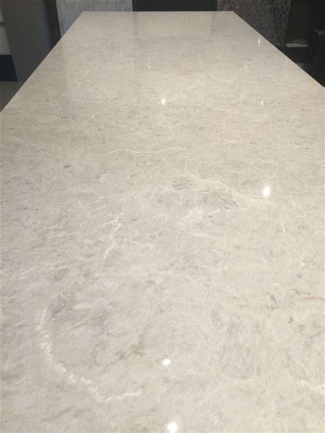 caesarstone vs granite ceasarstone bianco drift i this benchtop kitchen