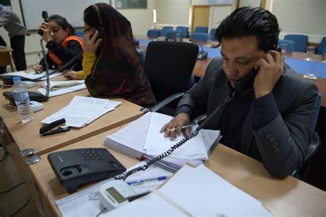 bureau de recensement le pakistan recense sa population avec retard et r 233 ticence
