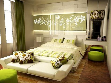 Beautiful Green Bedrooms by Diy Redecorating How To Make The Bedroom More Appealing