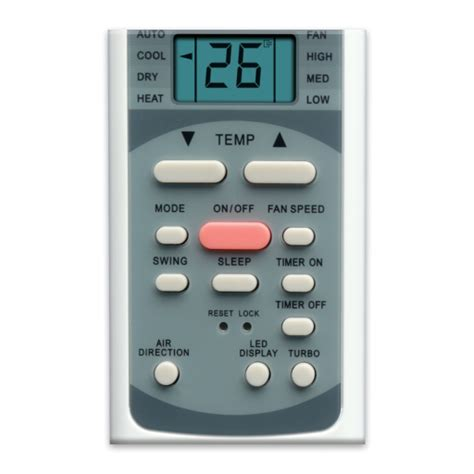 comfort star air conditioner remote control com my ac universal remote free appstore for android