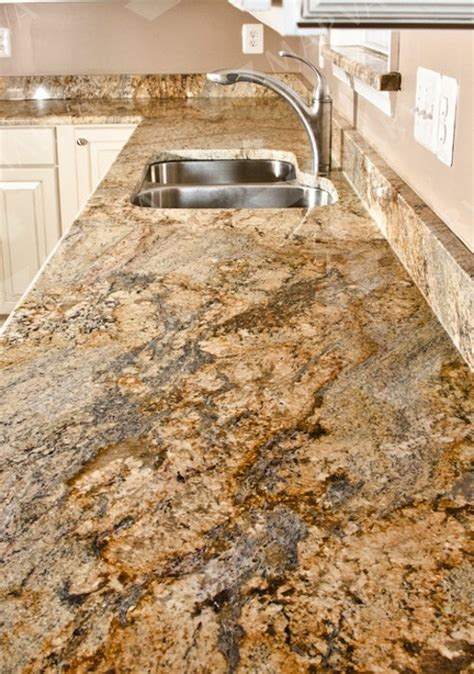 Yellow River Granite Countertops by Giallo Matisse Yellow River Granite Designs Marva