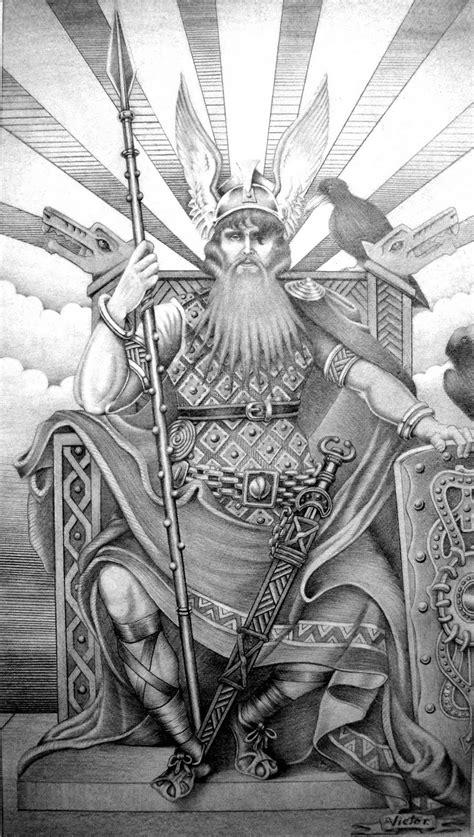 Odin Black the global news terrorists odin endorses bnp nick griffin confirms