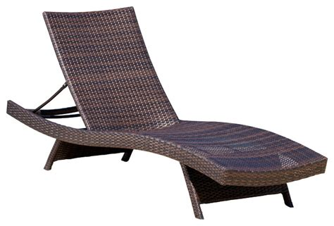 used chaise lounge lakeport outdoor adjustable chaise lounge chair