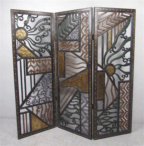 decorative room divider for sale at 1stdibs