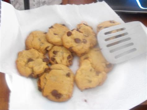 azie kitchen chocolate chips cookies chocolate chip cookies like they should be recipe genius