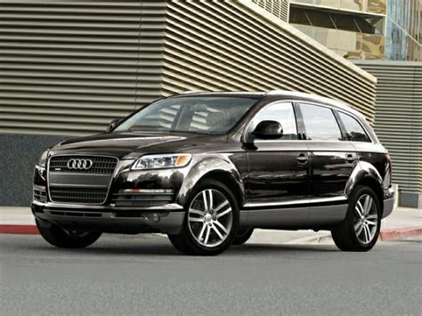 how to learn about cars 2007 audi q7 seat position control 2007 audi q7 information