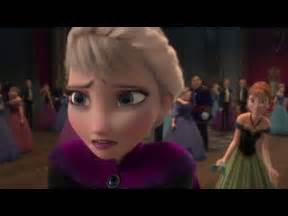 party is over movie clip from disney s frozen 2013