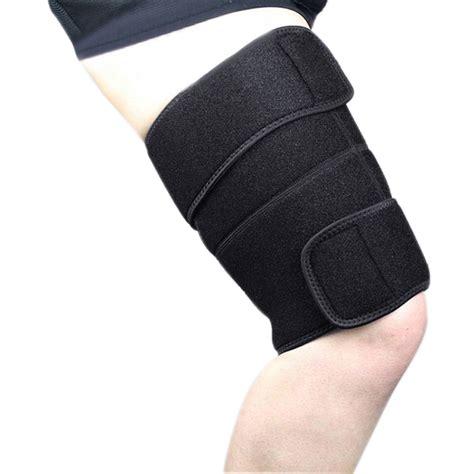 Compression Hamstring Bandage 1pc thigh sleeve leg compression hamstring groin support