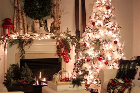 immagini camino addobbi natalizi per camini idee e foto