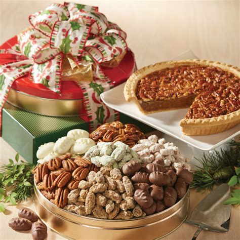 fresh nuts pecan candy southern gifts baskets