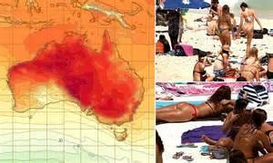 Australia braces for hottest summer night since 1972 as heatwave