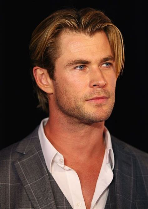 chris hemsworth hairstyles web exclusive sexiest man alive chris hemsworth s sexiest