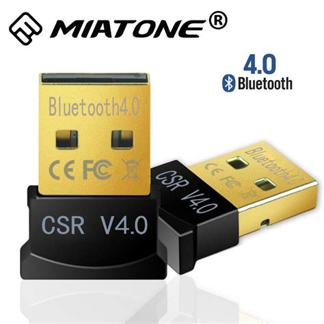 Bluetooth Dongle Mini V 4 0 mini usb bluetooth adapter v 4 0 dual mode wireless