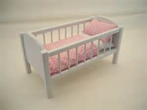 Doll Cribs And Beds Wood Doll Bedbaby Doll Crib 18 Inch Doll Crib Doll
