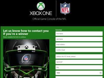 Visa Super Bowl Xlix Sweepstakes - xbox one playoff face off sweepstakes sweepstakes fanatics