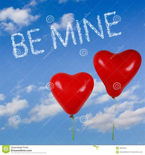 be mine be mine stock image image 28600621