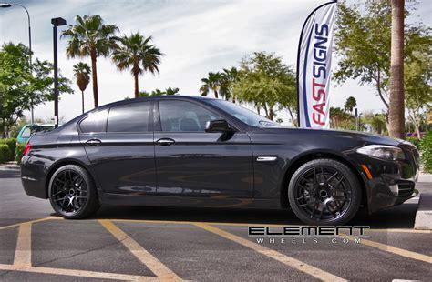 Pdf Black Rims For 2011 Bmw 528i by Eurotek 02 Wheels Black On 2011 Bmw 5 Series W Specs Wheels