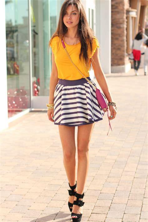 Mini Skirt 1 mini skirt ideas for summer 2016 glaminspire