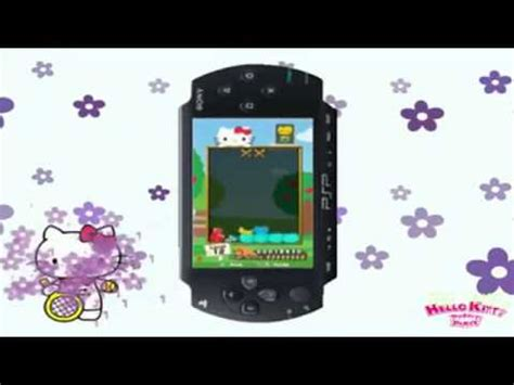 hello kitty psp themes hello kitty puzzle party jeu psp images vid 233 os
